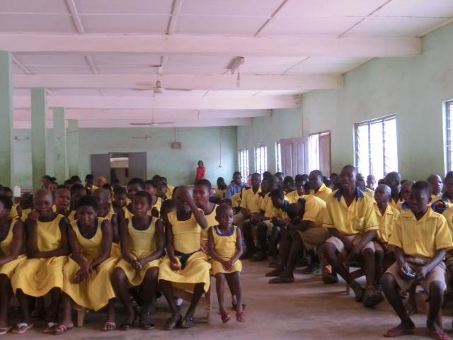 schule ghana spenden